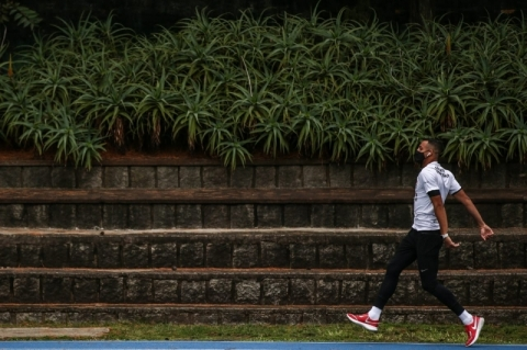 Atletas do União e Sogipa voltam a treinar em meio à pandemia