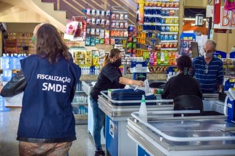 Supermercadistas se comprometem a respeitar novas medidas adotadas em Porto Alegre