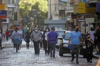 Com 1.827 novos casos, Rio Grande do Sul supera 225 mil infectados pela Covid-19