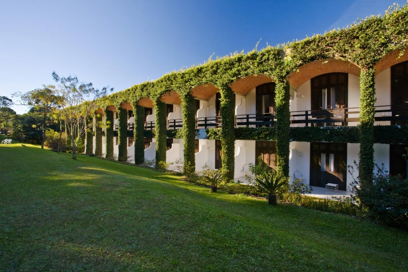 Hotel Laje de Pedra, em Canela, fechou as portas após 42 anos