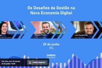 Evento online propõe debate sobre os desafios econômicos pós-pandemia