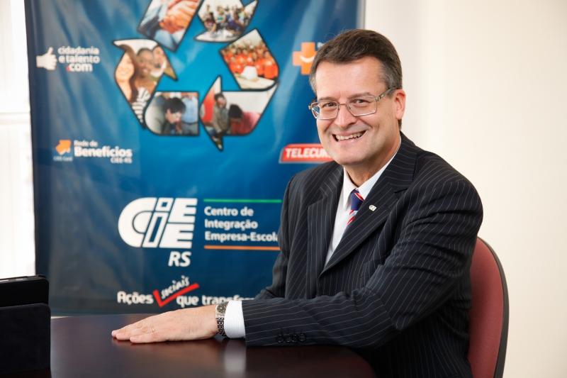 Cláudio Inácio Bins fala das novas oportunidades de trabalho