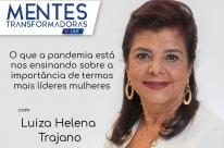 Luiza Trajano participa de LIVE do Mentes Transformadoras nesta terça