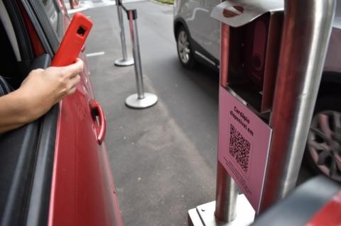 QR-Code e drive-thru agilizam atendimento no Boulevard Assis Brasil