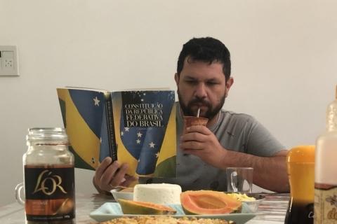 Moraes, do STF, determina prisão de blogueiro bolsonarista Oswaldo Eustáquio