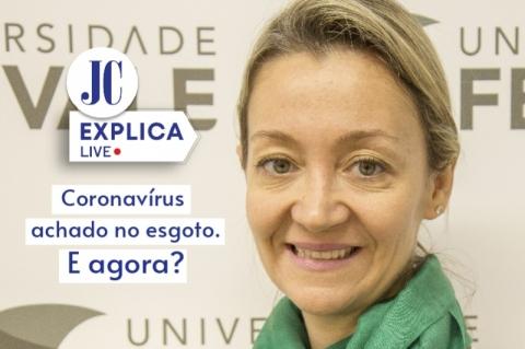 Live vai esclarecer presença do coronavírus no esgoto em Porto Alegre