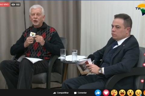 PTB apresenta pré-candidatura de José Fortunati em live no Facebook