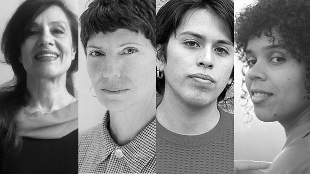 Andrea Giunta, Ana Gallardo, Sebastian Calfuqueo e Joiri Minaya participam da última transmissão do programa