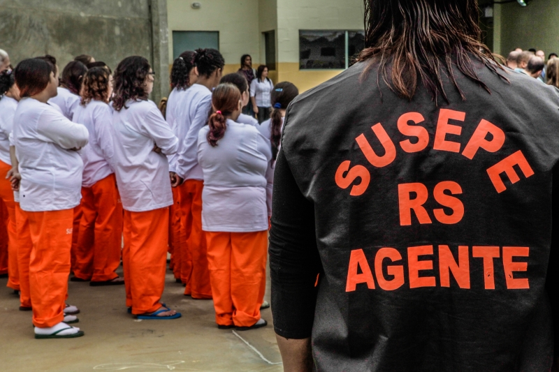 As visitas presenciais no sistema prisional gaúcho estão suspensas desde 23 de março
