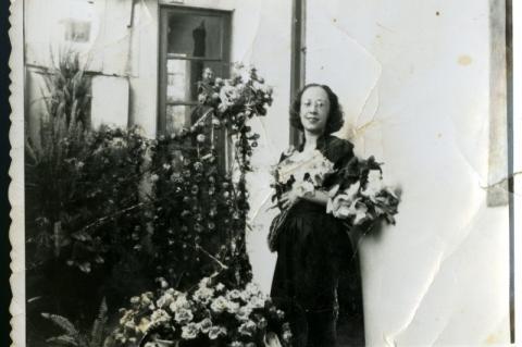 Nascida em Quaraí, Lila Ripoll construiu carreira entre a poesia e a política