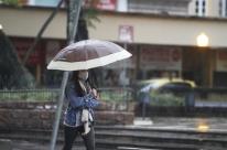 Inmet alerta para chuva forte no Norte, Noroeste e Nordeste do RS nesta terça