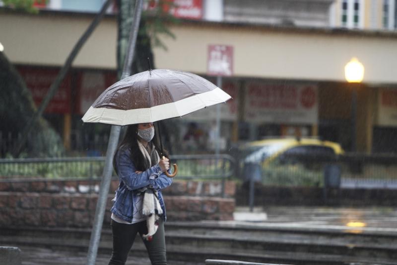 Porto Alegre deverá ter chuva novamente pela manhã