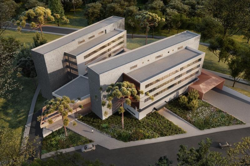Área terá hospital, sênior living, condomínio e hotel; construtora aguarda as licenças para começar as obras