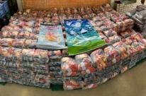 Queda nas doações de alimentos traz dificuldades em Caxias do Sul