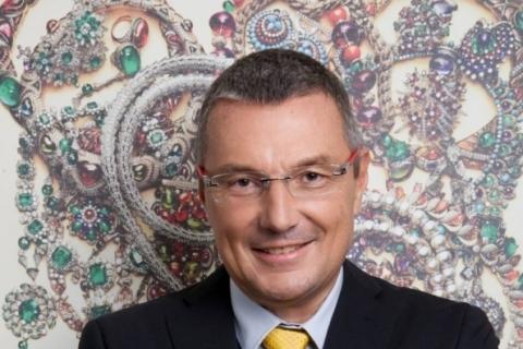 Jean-Christophe Babin, CEO  da Bulgari