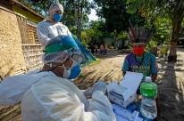 Diretor da OMS comemora bons resultados de vacina e faz alerta sobre contaminação de indígenas com Covid-19