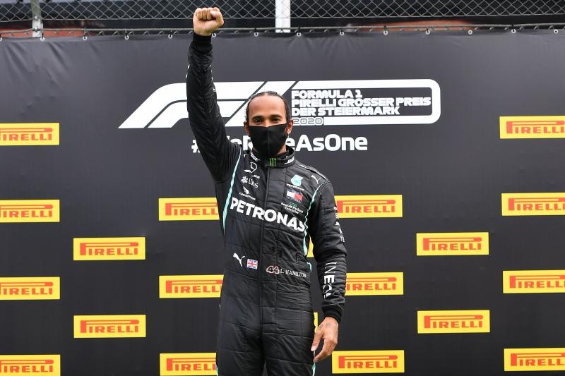 Hamilton faz questão de manter seus posicionamentos políticos junto ao esporte