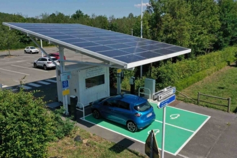 Grupo Renault cria empresa de infraestrutura para recarga de veículos elétricos