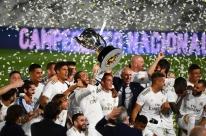 Real Madrid, 100% desde a volta, é campeão espanhol pela 34ª vez