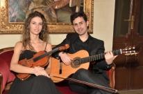 Casa da Música traz duo de italiana e brasileiro em recital virtual neste domingo