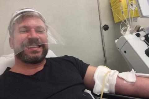 Hospitais de Porto Alegre fazem tratamento com plasma convalescente para Covid-19