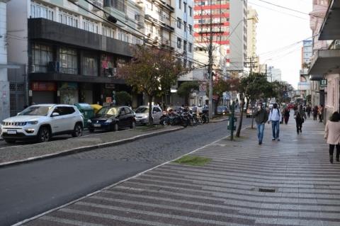 Municípios da Serra liberam funcionamento de comércio e restaurantes