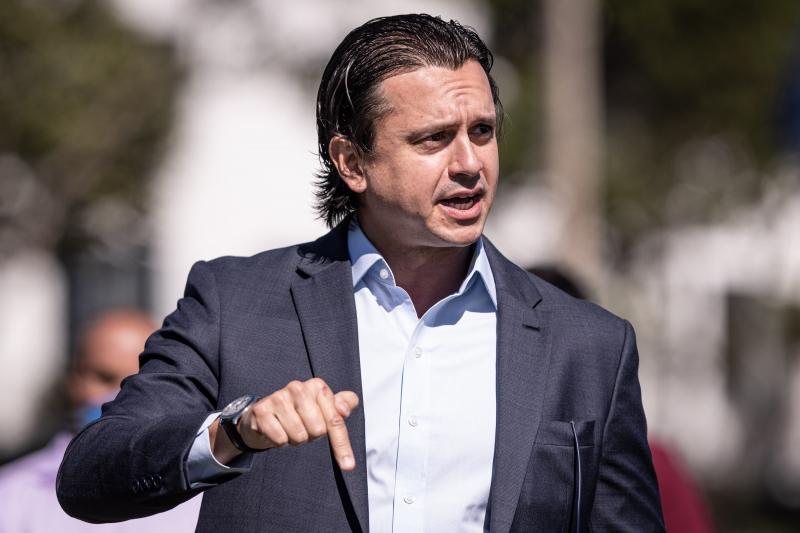 Presidente recém eleito, Sérgio Santos Rodrigues tem a dura tarefa de comandar a Raposa