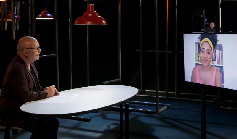 Jovem youtuber é convidada desta edição do programa 'Provoca' na TV Cultura