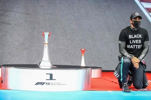 Lewis Hamilton critica ex-piloto que o chamou de