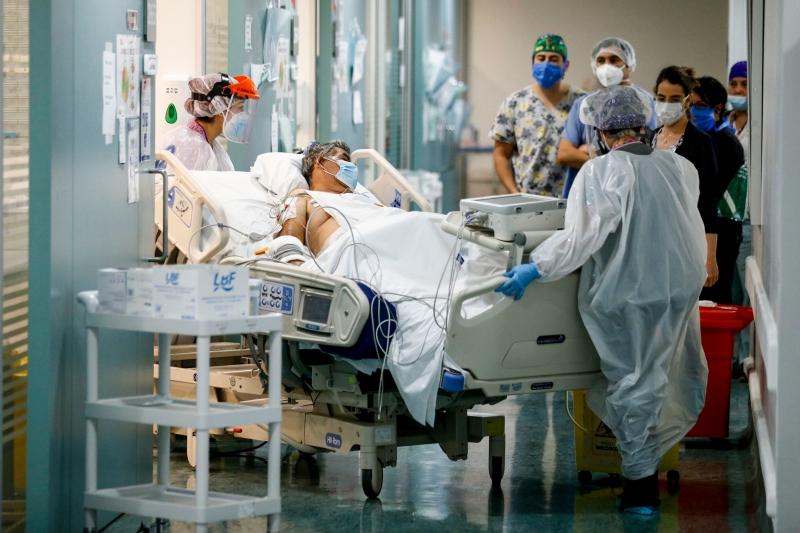 'Kit intubação' é utilizado na internação de pacientes graves da Covid-19