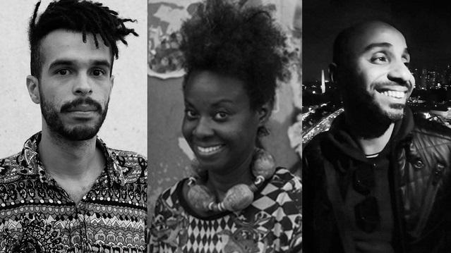 Hélio Menezes, Fabiana Lopes e Igor Simões debatem curadoria negra e arte brasileira em live