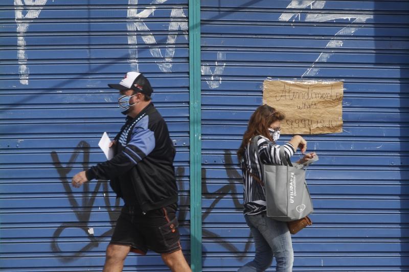 Capital gaúcha geralmente atinge o patamar de 55% aos fins de semana