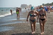 Verão provoca repique de casos de coronavírus em países da Europa
