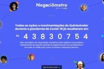 Negociômetro do Quinto Andar soma R$ 43,8 milhões na pandemia
