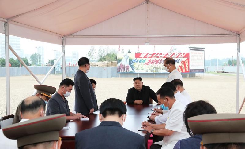 Até agora, a ditadura de Kim Jong Un afirmava que o país não tinha casos de coronavírus