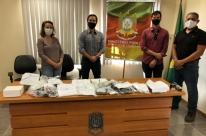 Celulares apreendidos com presos serão doados a alunos de escolas públicas no Rio Grande do Sul