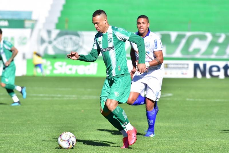 Esportivo virou sobre o Juventude e garantiu a vaga para as semifinais do segundo turno