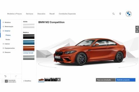 BMW do Brasil amplia experiência on-line para consumidores