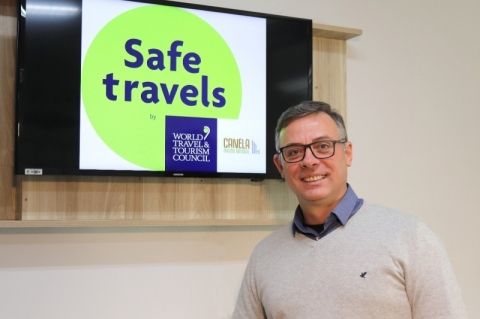 Canela recebe selo internacional de viagem segura durante a pandemia