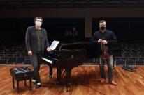 Com sonatas de Beethoven e Schubert, Ospa faz mais uma live neste sábado