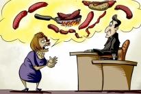A testemunha (mal) falante