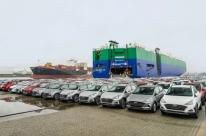 Nova geração do HB20 começa a ser exportada para a Colômbia