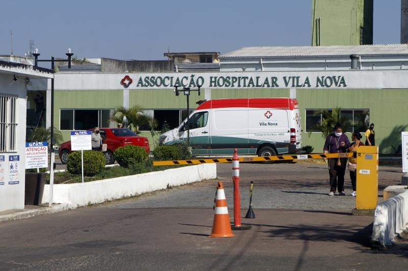 Hospital Vila Nova teve acréscimo de 66 leitos