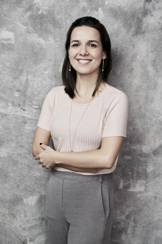 Marina Mendonça, sócia e diretora de cultura e times da Troposlab.