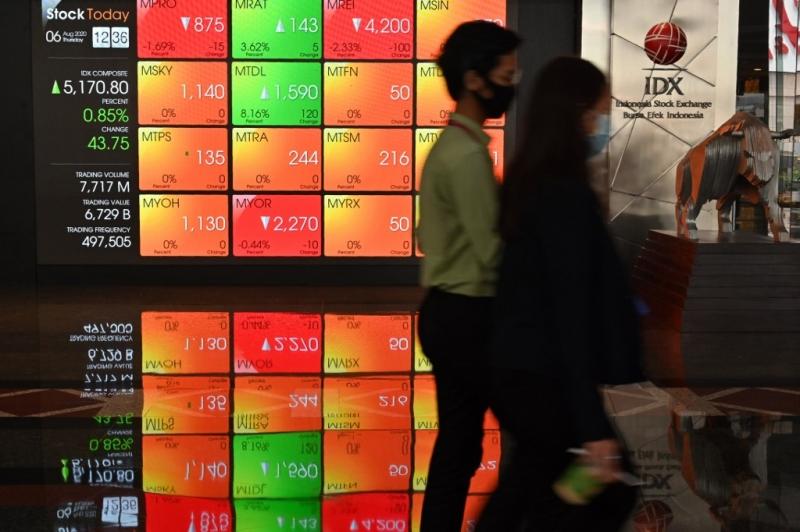 Investidores aproveitaram o dia para embolsar lucros nos mercados chineses e da Coreia do Sul