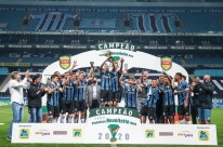 Grenal 426: Grêmio vence o Inter por 2 a 0, fatura o returno e encara o Caxias na finalíssima