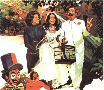 Cartaz do filme O Ibraim do subúrbio, comédia de 1976