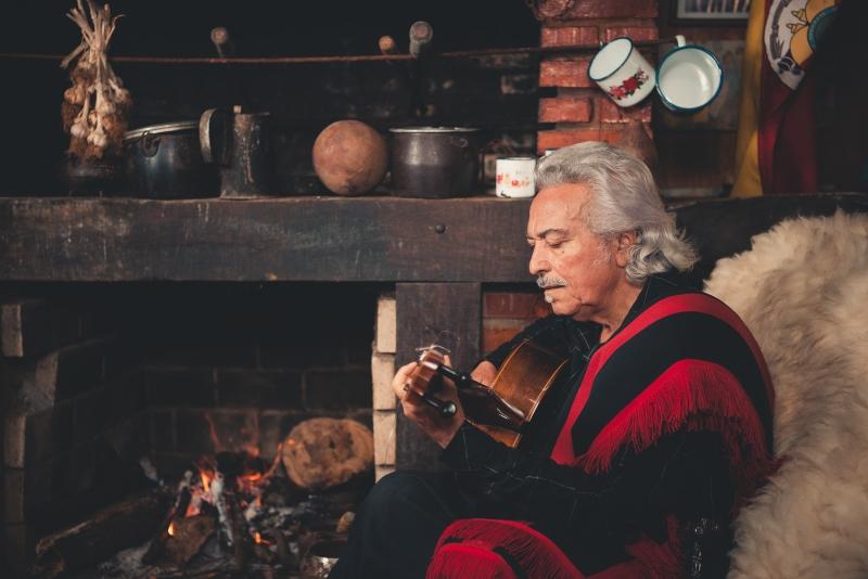 Aos 78 anos, Pedro Ortaça é único tronco missioneiro ainda vivo e continua legado junto à família