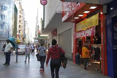 Porto Alegre: lojas, academias, bares e restaurantes vão poder abrir