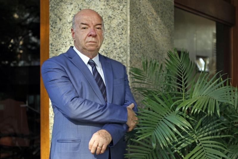 Ricardo Malcon é cônsul honorário do Líbano no Rio Grande do Sul